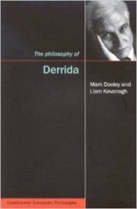 Philosophy of Derrida